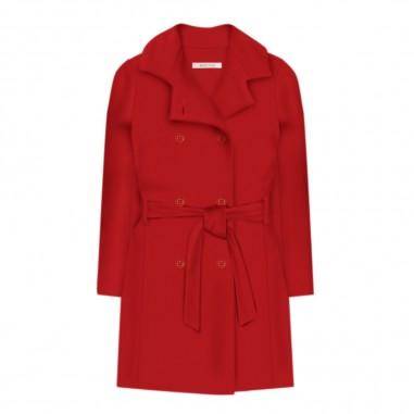 Kocca Cappotto Rosso Bambina - Kocca carpy-10005-kocca30