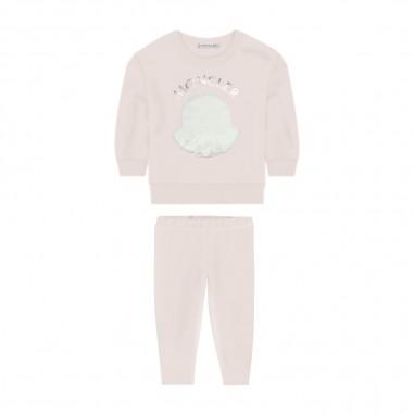 Moncler Baby Girls 2 Piece Set - Moncler 8m73410-809eh-503-moncler30