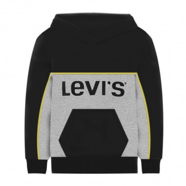 Levi's Piped Pullover Hoodie - Levi's lk8eb915-levis30
