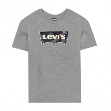 Levi's T-Shirt Grigia Ragazzo - Levi's lk9eb970-levis30