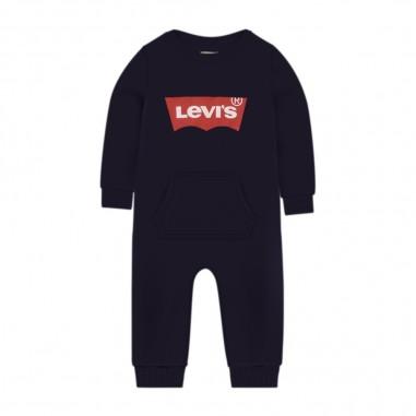 Levi's Tutina Blu Neonato - Levi's lk6e9033-levis30