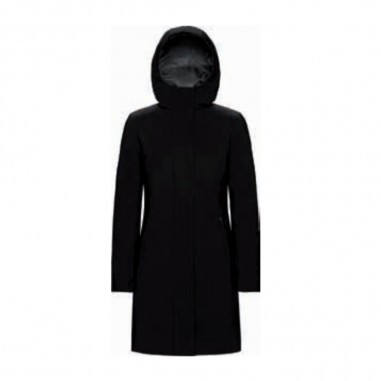 RRD Girls Winter Long Fur Parka Coat - RRD 20951-rrd30