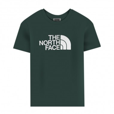 The North Face Kids T-Shirt Verde nf00a3p7kr51-kr51