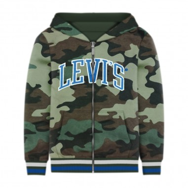 Levi's Camouflage Hoodie - Levi's lk8eb909-levis30