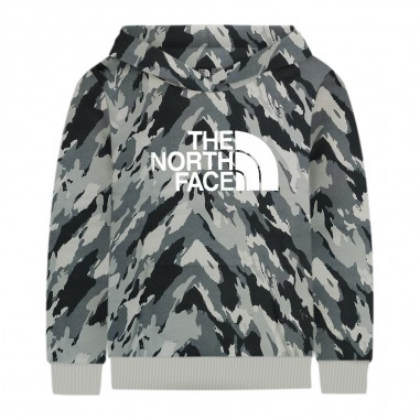 The North Face Kids Camouflage Sweatshirt - The North Face Kids nf0a33h4tt31-tt31