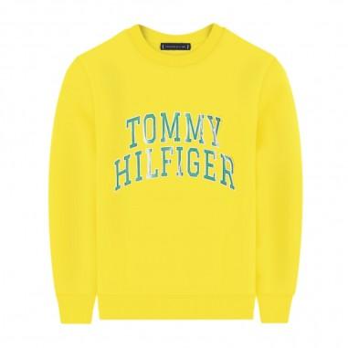 Tommy Hilfiger Kids Artwork Sweatshirt - Tommy Hilfiger Kids kb0kb06143