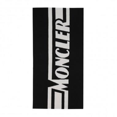 Moncler Sciarpa Nera - Moncler 9z70520-a9366-999-moncler30