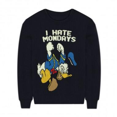 Mc2 Saint Barth Maglia Donald Duck Monday - Mc2 Saint Barth douglaslight-mondaydonald-mc230