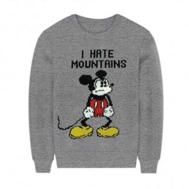 Mc2 Saint Barth Maglia Mickey Mouse - Mc2 Saint Barth douglas-angrymickey-mc230