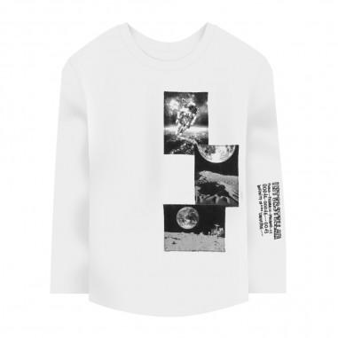 Paolo Pecora Boys White T-Shirt - Paolo Pecora pp2441-paolopecora30