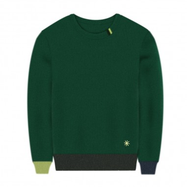 Manuel Ritz Boys Green Sweater - Manuel Ritz mr1117-manuelritz30