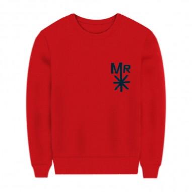 Manuel Ritz Boys Sweater - Manuel Ritz mr1126-rosso-manuelritz30