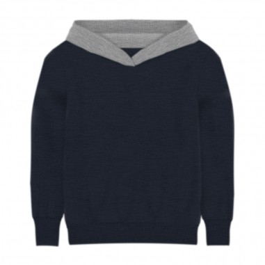 Paolo Pecora Boys Blue Sweater - Paolo Pecora pp2389-paolopecora30