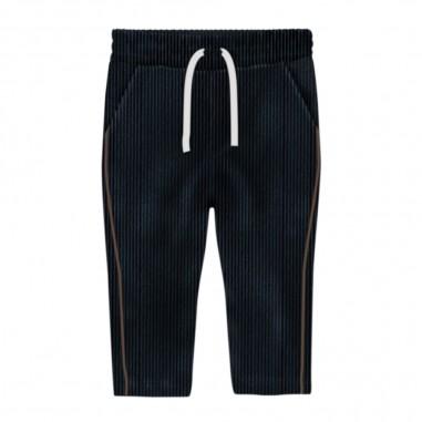 Manuel Ritz Boys Blue Trousers - Manuel Ritz mr1166-blu-manuelritz30