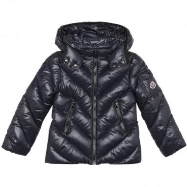 Moncler Black Brouel Jacket - Moncler 1a560-c0064-999-moncler30