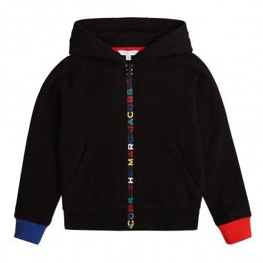 Little Marc Jacobs Jogging Sweatshirt - Little Marc Jacobs w25453nero-littlemarcjacobs30