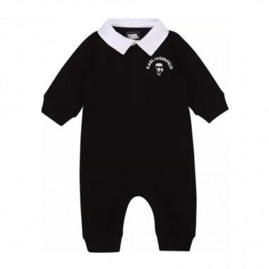 Karl Lagerfeld Kids Babysuit - Karl Lagerfeld Kids z94055-karllagerfeldkids30