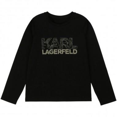 Karl Lagerfeld Kids Long Sleeve T-Shirt - Karl Lagerfeld Kids z15266-karllagerfeldkids30