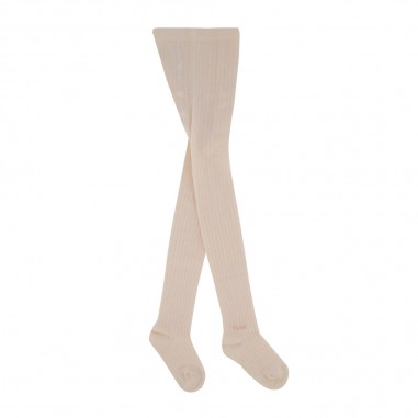 Chloé Kids Tights - Chloé Kids c00j51rosa-chloekids30