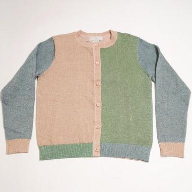 Stella McCartney Kids Multicoloured Cardigan - Stella McCartney Kids 602660sqm06-stellakids21