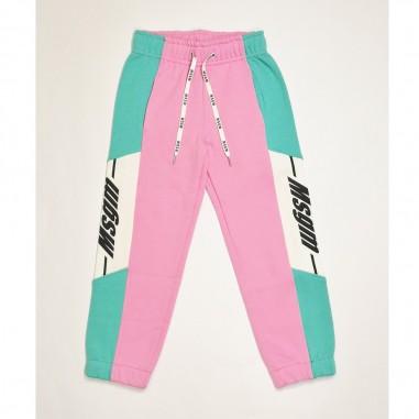 MSGM Pink Jogger - MSGM ms027071-msgm21