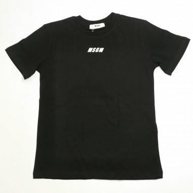 MSGM Jersey T-Shirt - MSGM ms027628-msgm21