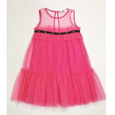MSGM Pink Dress - MSGM ms026848-msgm21