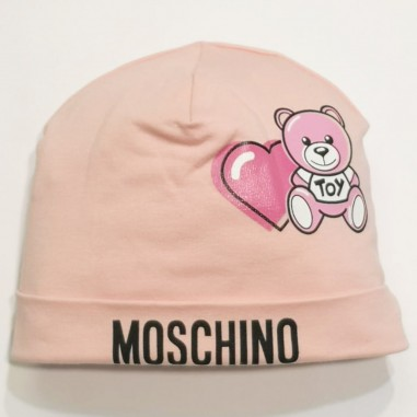 Moschino Kids Cuffia Rosa - Moschino Kids mux03g-sugar-moschinokids21