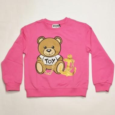 Moschino Kids Azalea Sweatshirt - Moschino Kids hdf030-azalea-moschinokids21
