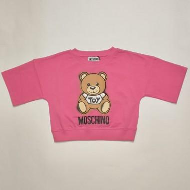 Moschino Kids Azalea T-Shirt - Moschino Kids hdm03x-azalea-moschinokids21