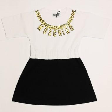 Moschino Kids Girls Dress - Moschino Kids hav09p-moschinokids21