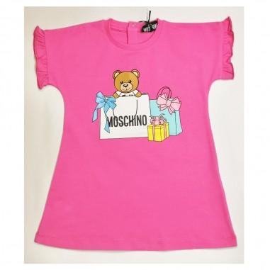 Moschino Kids Baby Girls Dress - Moschino Kids mdv08s-moschinokids21