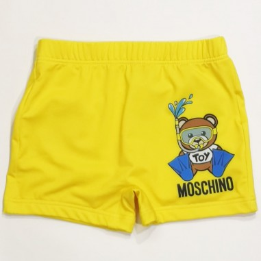 Moschino Kids Baby Swim Shorts - Moschino Kids mnl006-moschinokids21
