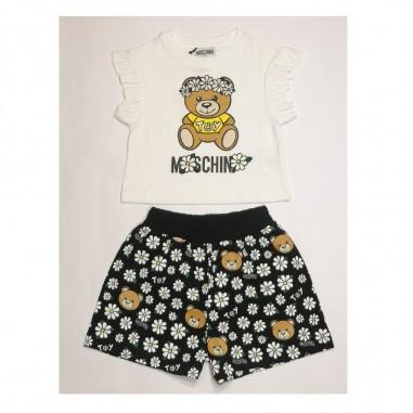 Moschino Kids Outfit - Moschino Kids hdg006-moschinokids21