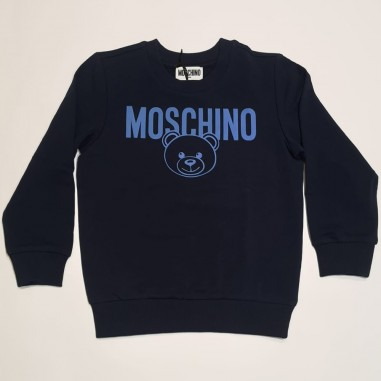 Moschino Kids Blue T-Shirt - Moschino Kids hvf039-moschinokids21