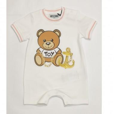 Moschino Kids Baby Romper - Moschino Kids mdt014-moschinokids21