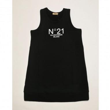 N.21 Kids Black Dress - N.21 Kids n21102-n21kids21