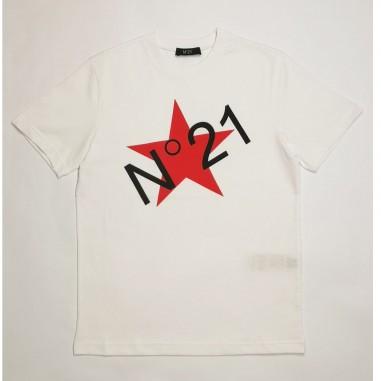 N.21 Kids Star T-Shirt - N.21 Kids n21028-n21kids21