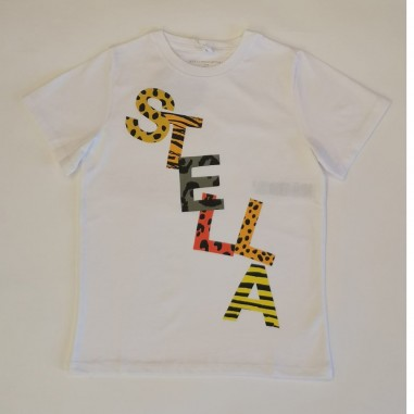 Stella McCartney Kids T-Shirt Stella - Stella McCartney Kids 602241sqj14-stellakids21
