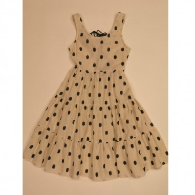Dixie Kids Dotted Dress - dixie ab25084g30-dixie21