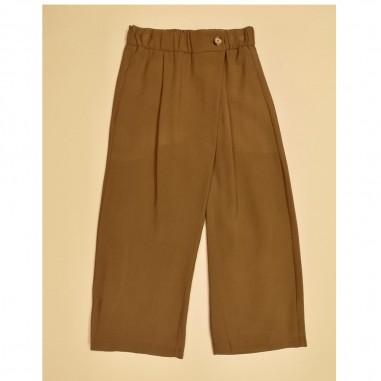 Dixie Kids Brown Trousers - dixie pe55130g30-dixie21