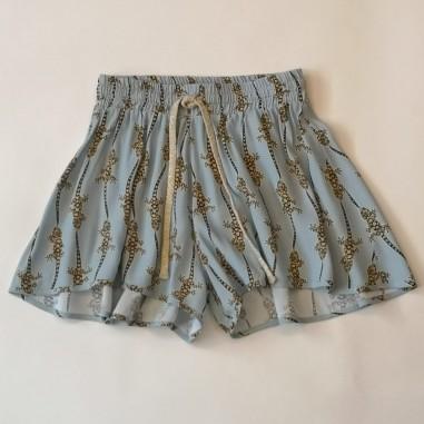 Dixie Kids Patterned Shorts - dixie re26364g30-dixie21