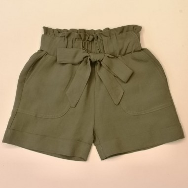 Dixie Kids Green Shorts - dixie re62300g30-dixie21