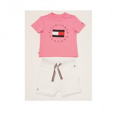 Tommy Hilfiger Kids Completo Neonato - Tommy Hilfiger Kids kn0kn01287-thjtommy21