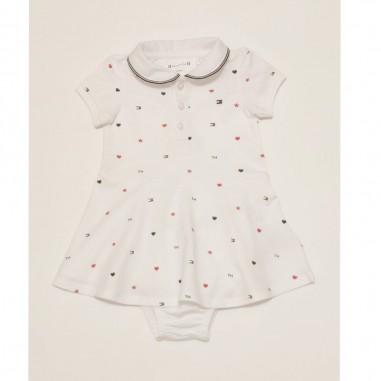 Tommy Hilfiger Kids Baby Girls Dress - Tommy Hilfiger Kids kn0kn01235tommy21