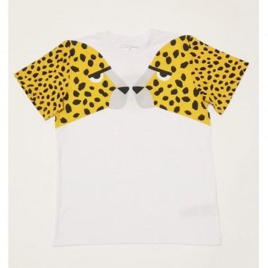 Stella McCartney Kids Cheetah T-Shirt - Stella McCartney Kids 602241sqj22-stellakids21