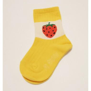 Mini Rodini Strawberry Socks - Mini Rodini 2126012123minirodini21