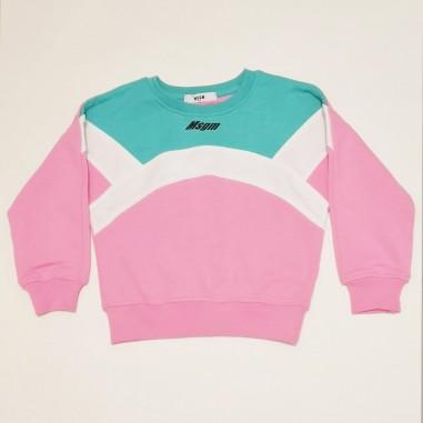 MSGM Girls Sweatshirt - MSGM ms027069-msgm21