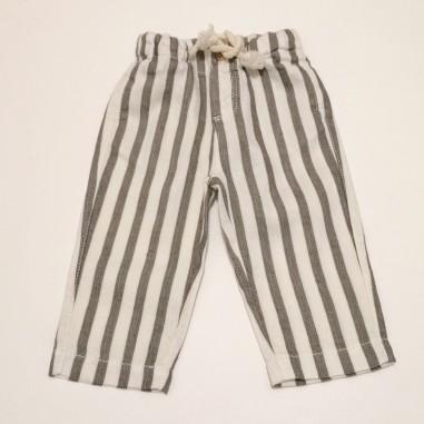 Zhoe & Tobiah Grey Trousers - Zhoe & Tobiah rl8-zhoetobiah21
