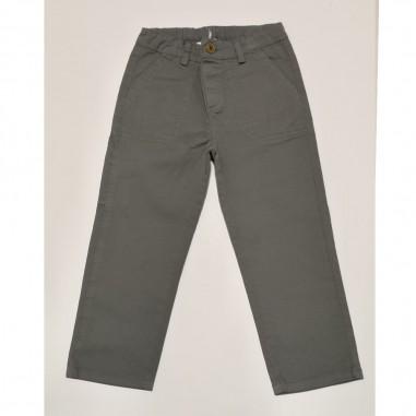 Zhoe & Tobiah Grey Trousers - Zhoe & Tobiah ps7-grigio-zhoetobiah21